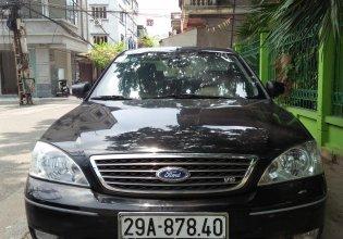 Cần bán Ford Mondeo đời 2008, màu đen giá 235 triệu tại Hà Nội