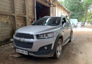 Bán Chevrolet Captiva LTZ năm sản xuất 2015, màu bạc, giá cạnh tranh giá 545 triệu tại Tp.HCM