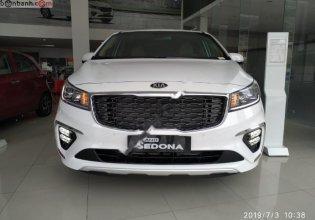 Bán xe Kia Sedona Platinum G sản xuất 2019, màu trắng giá 1 tỷ 429 tr tại Hà Nội
