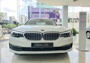 BMW 5 Series 520i, màu trắng, nhập khẩu Đức, sang trọng, đẳng cấp giá 2 tỷ 389 tr tại Tp.HCM
