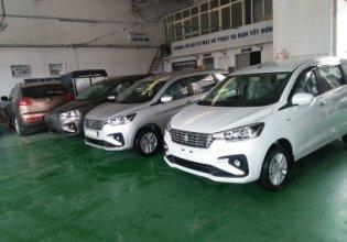 Cần bán xe Suzuki Ertiga 2019 đời 2019, màu trắng, nhập khẩu chính hãng giá 549 triệu tại Cao Bằng