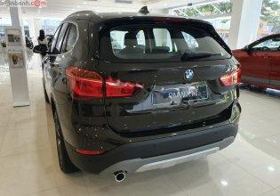 Bán BMW X1 sDrive18i đời 2019, màu đen, nhập khẩu nguyên chiếc giá 1 tỷ 859 tr tại Đà Nẵng