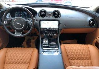 Bán Jaguar XJ L 3.0 Portfolio đời 2019, màu đen, nhập khẩu giá 6 tỷ 539 tr tại Tp.HCM