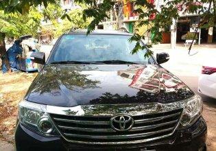 Gia đình bán xe Toyota Fortuner sản xuất 2013, màu nâu giá 650 triệu tại Phú Yên