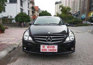 Bán ô tô Mercedes R500 năm sản xuất 2008, màu đen, xe nhập giá 630 triệu tại Hà Nội