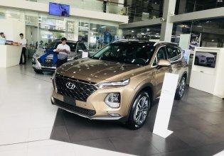 Giao xe ngay -Siêu khuyến mãi lớn 15 triệu phụ kiện khi mua Hyundai Santafe 2019, hotline: 0974 064 605 giá 995 triệu tại Đà Nẵng