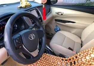 Bán Toyota Vios sản xuất năm 2018, màu vàng cát giá 560 triệu tại Hậu Giang