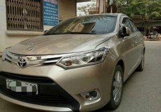 Chính chủ bán Toyota Vios G đời 2014, màu vàng cát giá 455 triệu tại Điện Biên