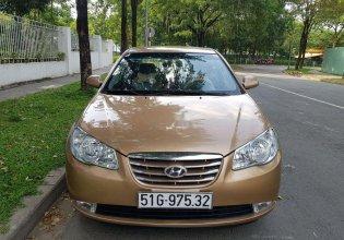Bán xe Hyundai Elantra 1.6 MT 2011, màu nâu vàng giá 278 triệu tại Tp.HCM