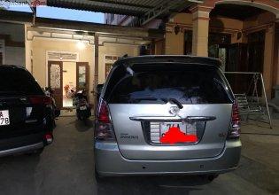 Bán Toyota Innova G sản xuất 2006, màu bạc, nhập khẩu nguyên chiếc giá 270 triệu tại Quảng Trị