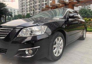 Bán Toyota Camry 2.4G năm sản xuất 2007, màu đen   giá 455 triệu tại Hà Nội