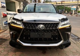 Bán xe Lexus LX 570S Super Sport 2020, màu đen, giao ngay, giá tốt, LH Ms Hương: 094.539.2468 giá 9 tỷ 90 tr tại Hà Nội