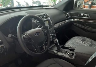Bán xe Ford Explorer Limited 2.3L EcoBoost năm sản xuất 2019, màu đỏ, xe nhập giá 2 tỷ 59 tr tại Tp.HCM