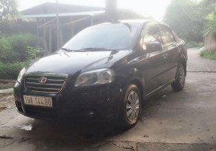 Bán Daewoo Gentra đời 2011, màu đen, nhập khẩu chính chủ giá 195 triệu tại Phú Thọ
