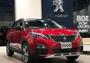 Peugeot Biên Hòa nhận order xe Peugeot 3008 2019 màu đỏ, liên hệ 0938 630 866 - 0933 805 806 để hưởng ưu đãi giá 1 tỷ 149 tr tại Đồng Nai
