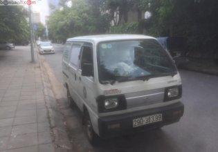 Cần bán lại Suzuki Super Carry Van đời 2010, màu trắng, chính chủ giá 155 triệu tại Hà Nội