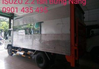 Bán Isuzu 1.9 tấn thùng bửng nâng, máy lạnh, 12 phiếu bảo dưỡng, Radio MP3 giá 560 triệu tại Tp.HCM