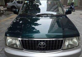 Bán Toyota Zace 2004 số sàn màu xanh, xe gia dinh bảo dưỡng định giá 236 triệu tại Tp.HCM