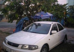 Cần bán Mazda 323 đời 1997, màu trắng, nhập khẩu nguyên chiếc, 90 triệu giá 90 triệu tại Vĩnh Long