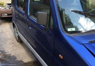 Cần bán Suzuki Wagon R sản xuất năm 2003, màu xanh lam giá 72 triệu tại Hà Nội