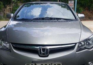 Cần bán lại xe Honda Civic đời 2009, màu xám, giá 315tr giá 315 triệu tại Quảng Ngãi