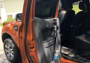 Bán Ford Ranger Wildtrak 3.2L 4x4 AT đời 2018, màu nâu, nhập khẩu  giá 780 triệu tại Tp.HCM