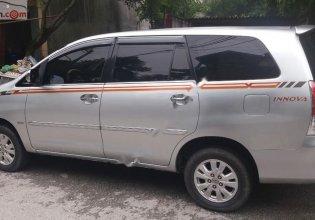 Cần bán xe Toyota Innova năm sản xuất 2009, màu bạc số sàn, giá tốt giá 330 triệu tại Ninh Bình