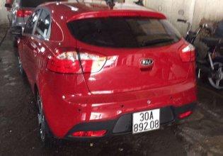 Bán ô tô Kia Rio năm 2012, màu đỏ, nhập khẩu, 360 triệu giá 360 triệu tại Hà Nội