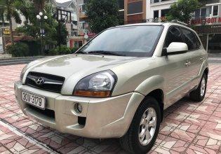 Bán Hyundai Tucson 2.0AT 2009, màu vàng, nhập khẩu, 390 triệu giá 390 triệu tại Hà Nội