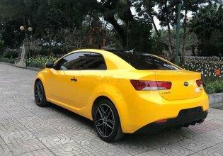 Bán Kia Forte Koup đời 2010, màu vàng, nhập khẩu giá cạnh tranh giá 410 triệu tại Thái Nguyên