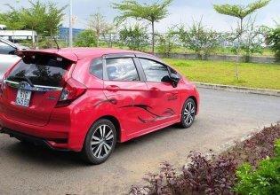 Cần bán gấp Honda Jazz sản xuất 2018, màu đỏ, nhập khẩu chính chủ, 600 triệu giá 600 triệu tại Tp.HCM