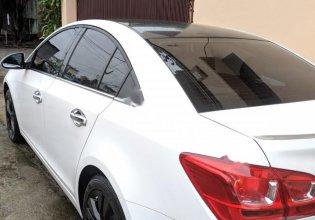 Bán ô tô Chevrolet Cruze LTZ 1.8 AT 2016, màu trắng chính chủ giá 460 triệu tại Tp.HCM