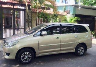 Cần bán Toyota Innova 2013 số sàn, xe gia đình dùng zin, không kinh doanh giá 405 triệu tại Tp.HCM