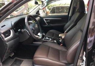 Bán ô tô Toyota Fortuner 2.7 AT 2019, màu trắng, xe nhập giá 1 tỷ 100 tr tại Hà Nội