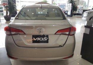 Bán Toyota Vios 1.5G năm sản xuất 2019, màu bạc giá 550 triệu tại Quảng Ninh