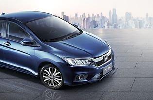Bán Honda City sản xuất năm 2019, màu đen, nhập khẩu giá 559 triệu tại Quảng Trị