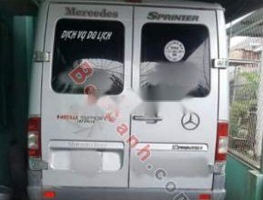 Xe Mercedes 311 CDI 2.2L 2007, màu bạc giá 250 triệu tại Vĩnh Long