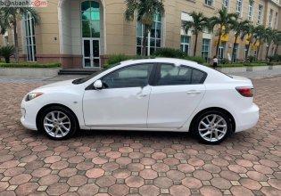 Bán Mazda 3 1.6 AT 2011, màu trắng, nhập khẩu   giá 440 triệu tại Hà Nội