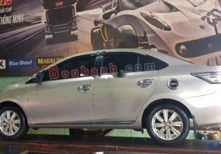 Cần bán Toyota Vios 1.5E đời 2015, màu bạc, chính chủ giá 395 triệu tại Gia Lai