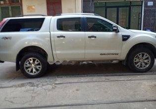 Bán xe Ford Ranger Wildtrak 3.2L 4x4 AT năm 2015, màu trắng, xe nhập, giá chỉ 680 triệu giá 680 triệu tại Hà Nội