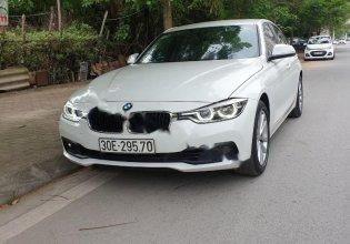 Chính chủ bán BMW 3 Series 320i đời 2016, màu trắng, nhập khẩu   giá 1 tỷ 250 tr tại Hà Nội