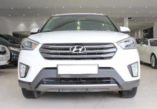 Bán Hyundai Creta 1.6AT sx 2015 ĐK 2016, màu trắng, nhập khẩu giá 600 triệu tại Tp.HCM