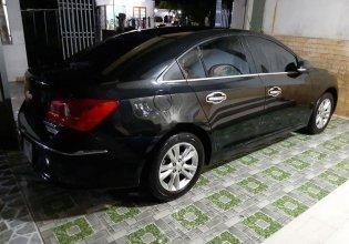 Cần bán gấp Chevrolet Cruze 2018, màu đen, xe gia đình giá 520 triệu tại Đồng Nai