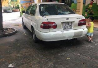 Bán Toyota Corolla XL 1.3 MT năm 2001, màu trắng, 102 triệu giá 102 triệu tại Bắc Giang