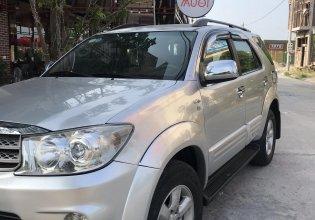 Bán xe Toyota Fortuner đăng ký lần đầu 2009, màu bạc mới 95% giá 563 triệu đồng giá 563 triệu tại Hải Dương