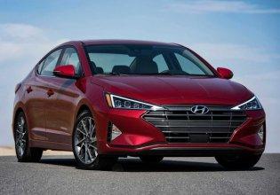 Bán Hyundai Elantra giảm 25tr, tặng phim, cam hành trình, sàn, tặng 5 triệu cho KH mua xe chạy Grab. Lh 0938078587 (zalo) giá 560 triệu tại Tp.HCM