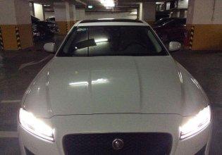 Cần bán xe Jaguar XF đời 2016, màu trắng còn mới giá 1 tỷ 850 tr tại Tp.HCM