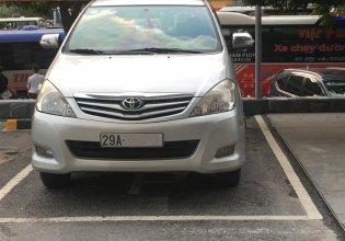 Bán Toyota Innova G mầu bạc, gia đình sử dụng, nguyên bản, đẹp xuất sắc giá 425 triệu tại Hà Nội
