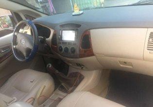 Cần bán lại xe Toyota Innova đời 2008, màu bạc giá 350 triệu tại Quảng Nam