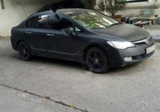 Bán ô tô Honda Civic 2.0 AT sản xuất 2008, màu đen chính chủ, giá tốt giá 362 triệu tại Hà Nội